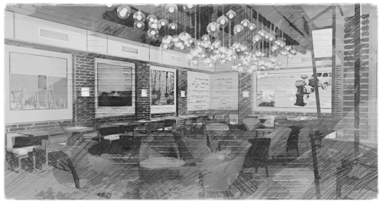 Design caffetteria
