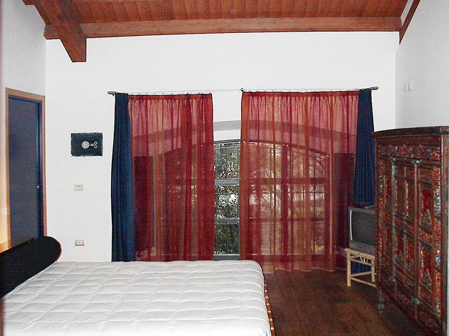 Loft - Camera da letto matrimoniale