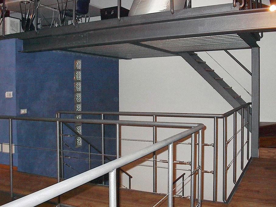 Loft - Incrocio delle passerelle