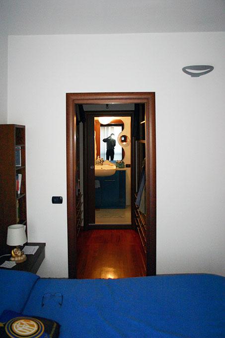 Realizzare un secondo bagno - Corso Buenos Aires Bagno annesso alla camera