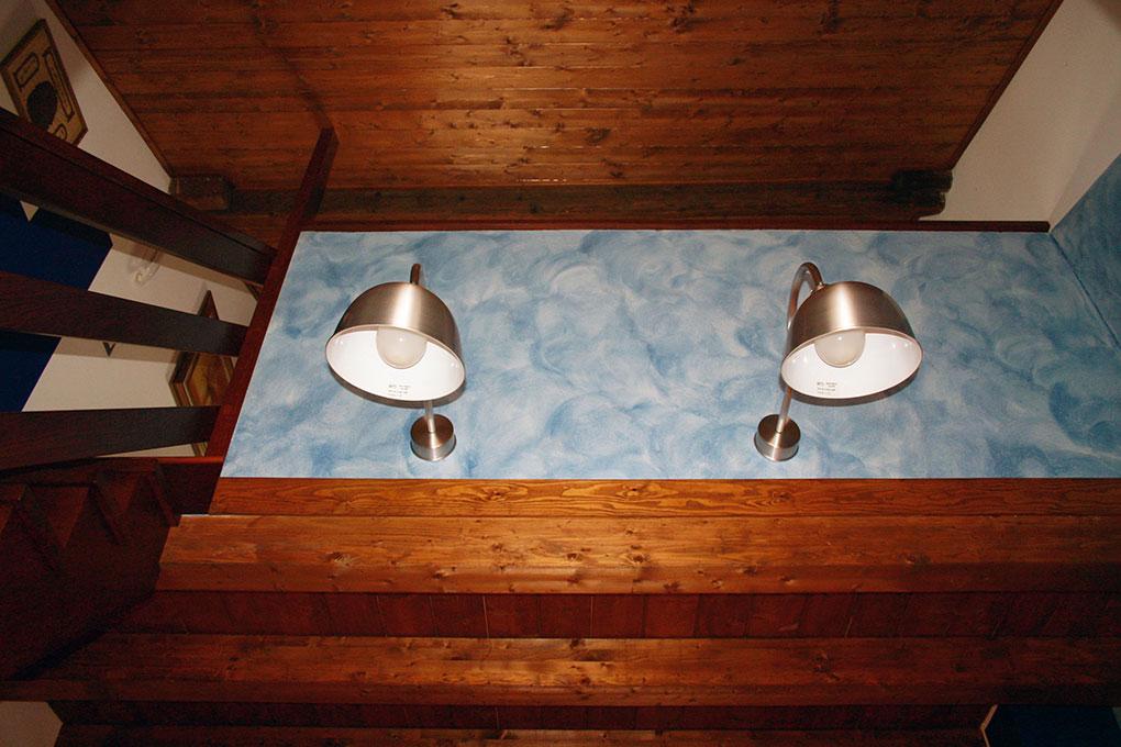 Recupero di sottotetto - Camera da letto open space