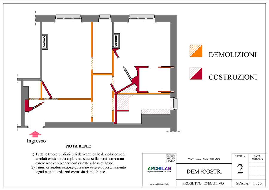 Ristrutturazione Progetto Demolizione e Costruzioni