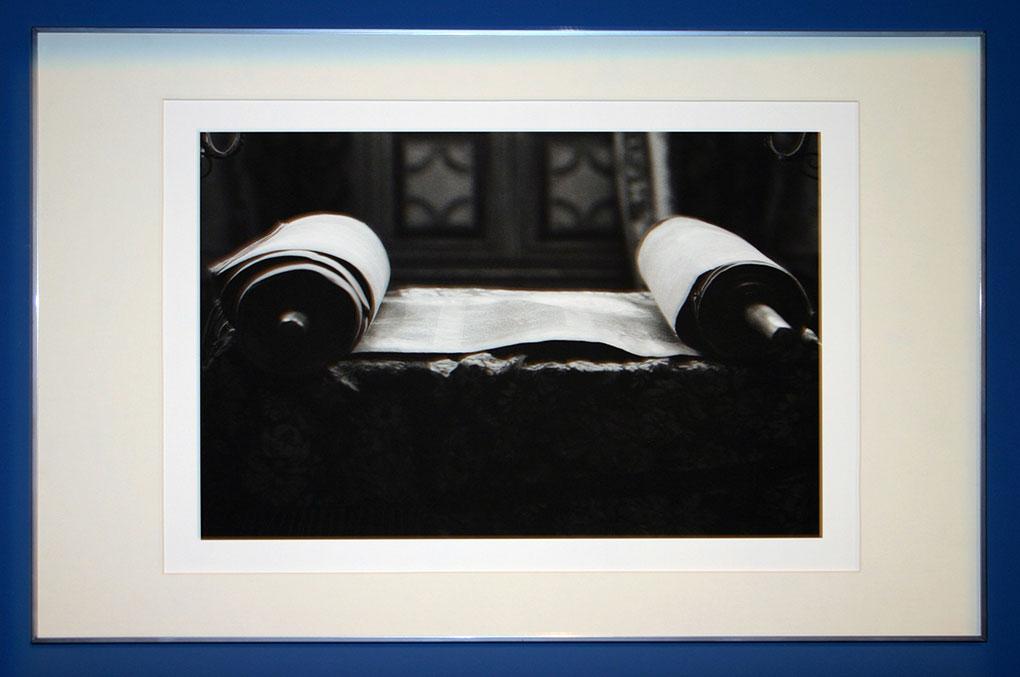 Allestimento mostre Museo della Permanente - Torah Immagine principale