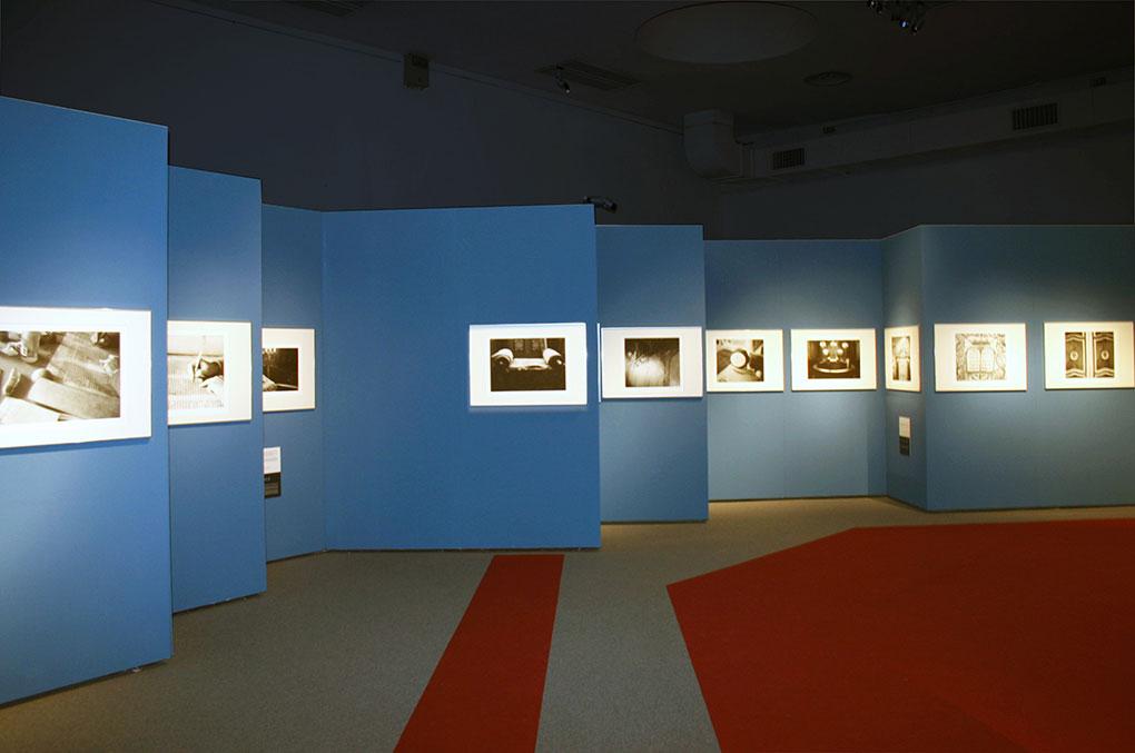 Allestimento mostre Museo della Permanente - Torah Percorso allestimento museale