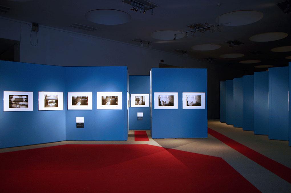 Allestimento mostre Museo della Permanente - Torah Uscita dalla mostra