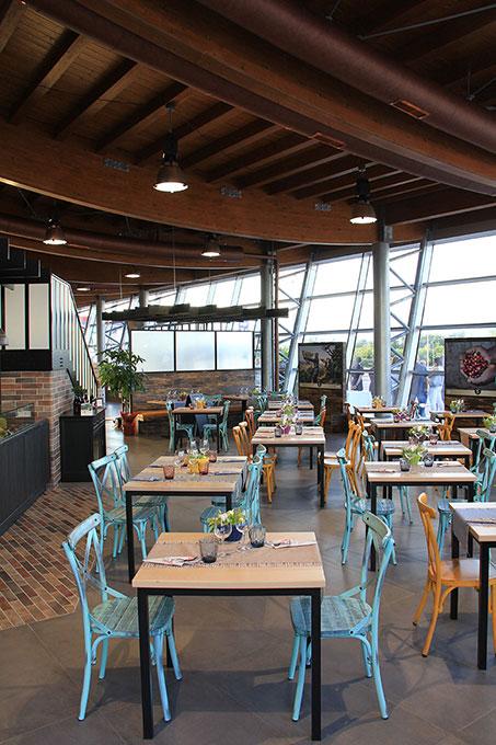 Format ristorazione - Ambientazione