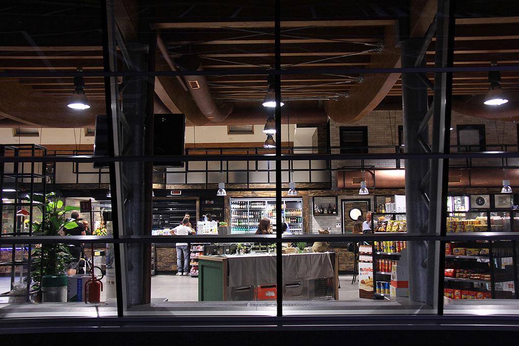 Format ristorazione - Design facciata
