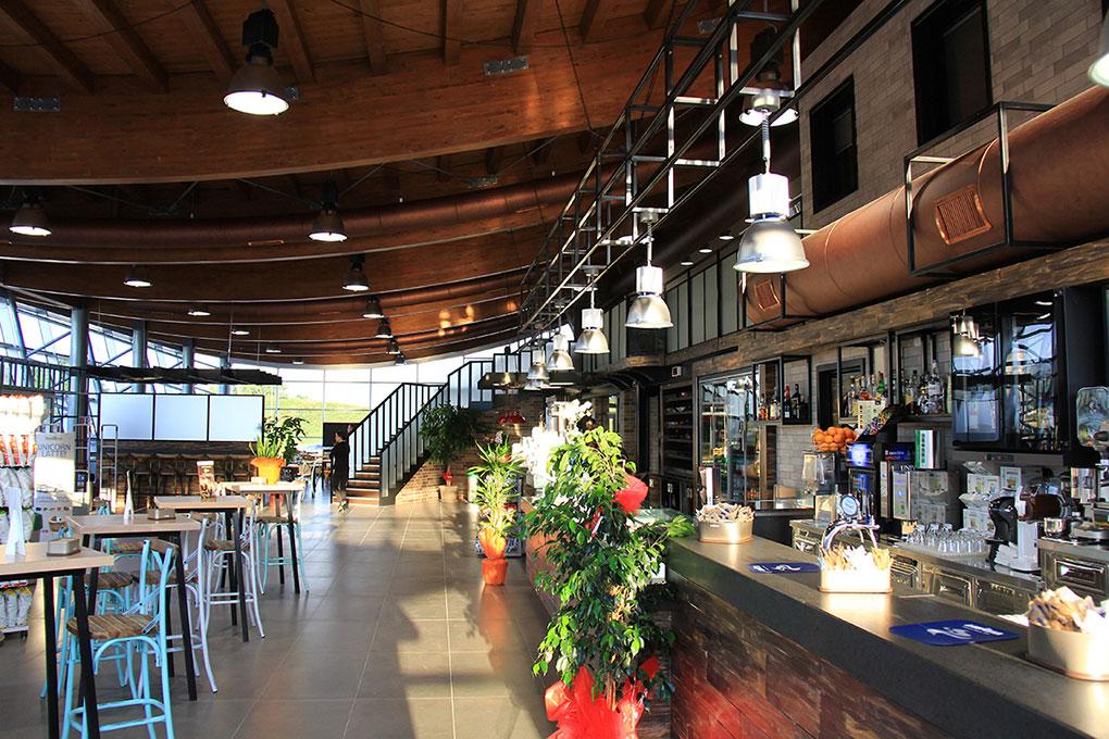 Format ristorazione - Illuminazione locale
