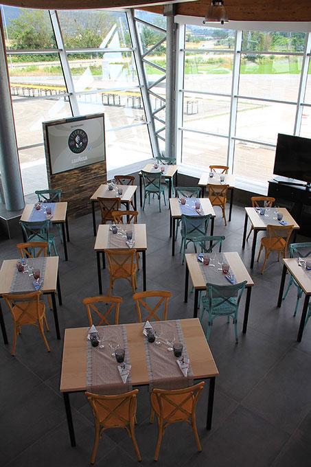 Format ristorazione - Vista soppalco