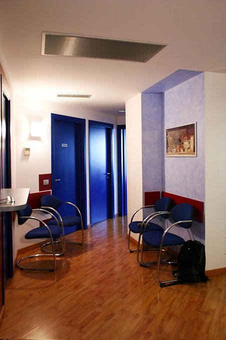 Immagine aziendale - Cristal - Ingresso reception