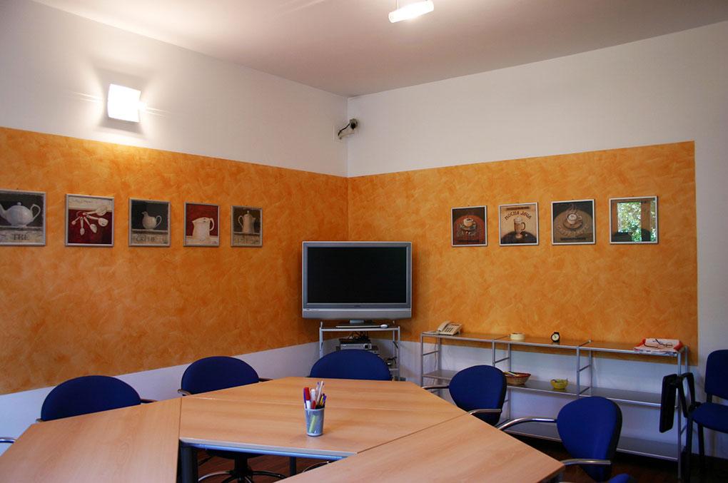 Immagine aziendale - Cristal - Sala riunione