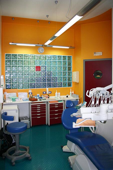 Progettazione studi dentistici - Studio operativo