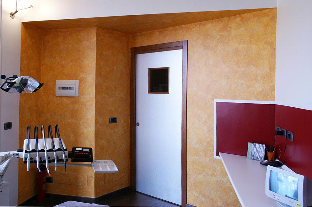Studi dentistici via Cusani - Progetto studio operativo