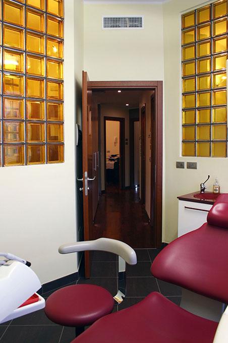 Studio dentistico via Cannobio - Studi operativi